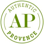 Logo Authentic Provence pour Coeur de Cigale