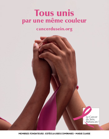 Affiche Octobre rose 2019